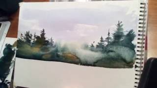 Putting Fog Into Your Landscape by KEN HOBSON