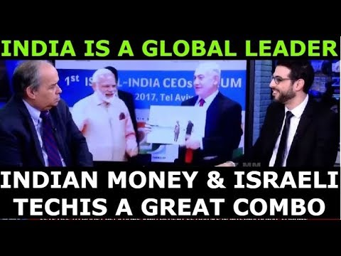 FOREIGN MEDIA DISCUSSES INDIA ISRAELI RELATIONSHIP | MUST WATCH