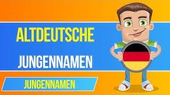 Altdeutsche Jungennamen 🇩🇪 : Die schönsten Vornamen für deinen Sohn