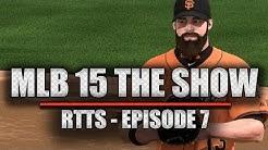 MLB 15 THE SHOW RttS [S1E7] - Fluch oder RBI Meister? ★ German/Deutsch/PS4 | Highscore Heroes