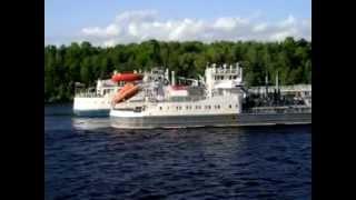 Круиз Санкт-Петербург - Валаам - Кижи  Cruise   Valaam Kizhi  Laatokan risteily