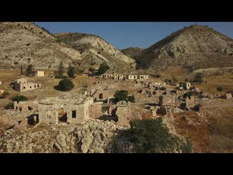 Foinikas Ghost Town - Cyprus