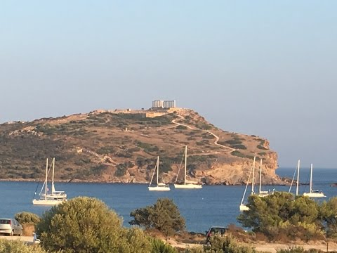 THE BEST PLACE TO CHILL IN ATHENS / Cape Sounio Resort - Greece