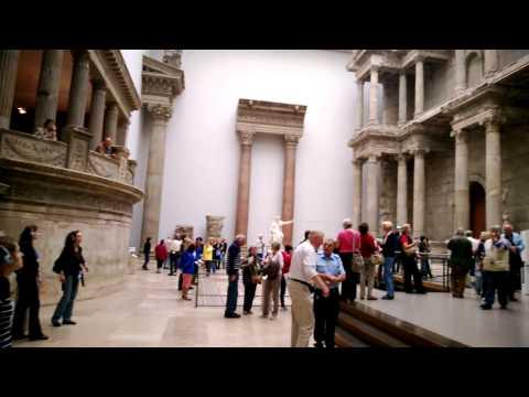 Market Gate of Miletus - Pergamon Museum, Berlin, Germany