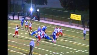 Marquise Cook 2014 Football Highlights Resimi