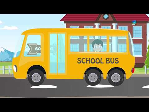 ruote sul bus | canzoni italiane | baby fa rima | Baby Song | Nursery Rhymes | Wheels On The Bus