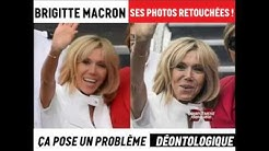 Brigitte Macron : ses photos retouchées