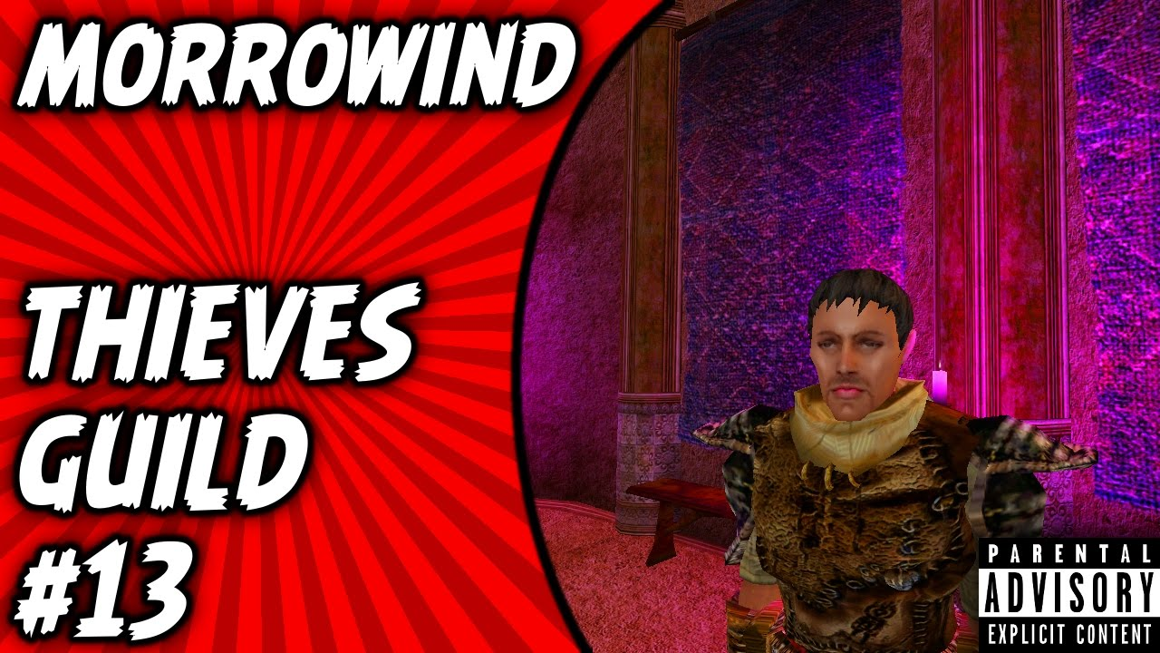 Morrowind/OpenMW Quest Thieves Guild 13 , Speak With Percius