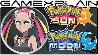 Pokémon Sun & Moon - Team Skull Analysis (Secrets & Hidden Details)