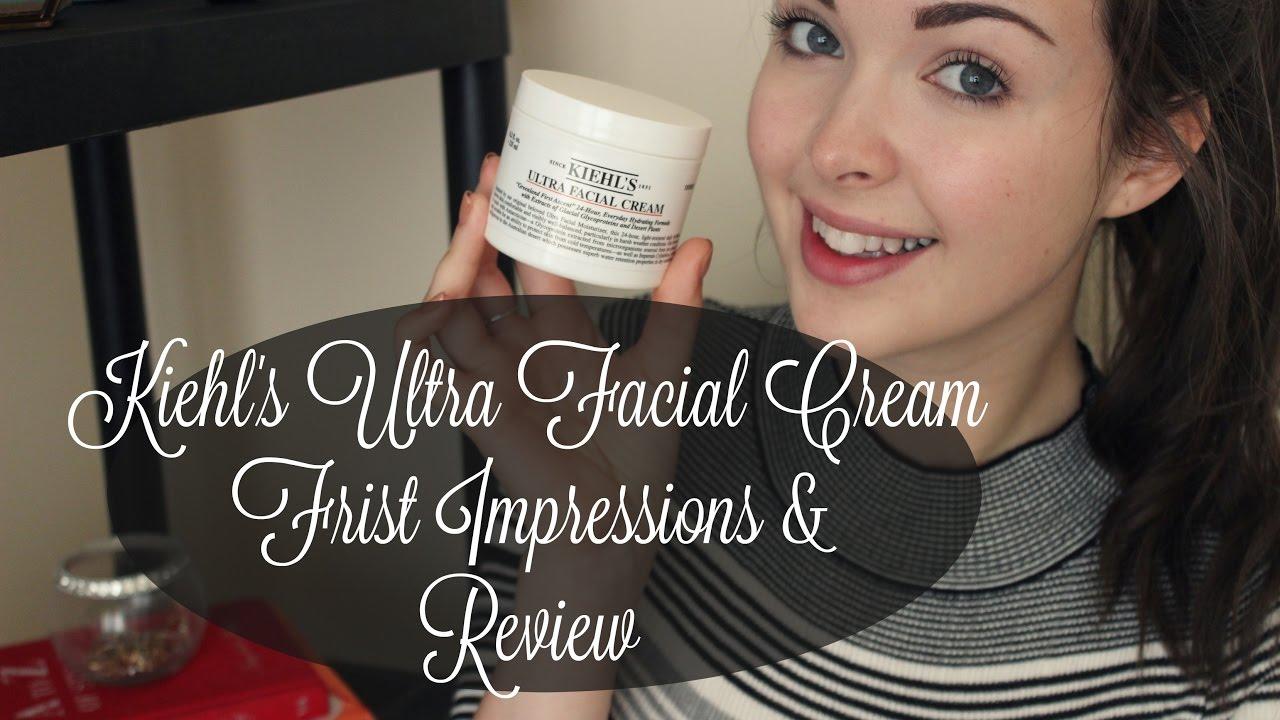 Kiehl s Ultra Facial Cream review