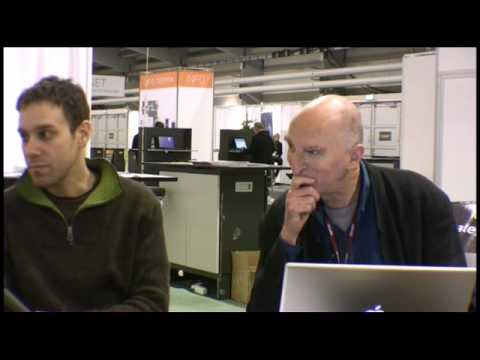 OneClimate interview with Coral Reef Expert Thomas Goreau at COP15 in Copenhagen - 3