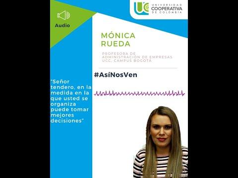 #AsíNosVen | Entrevista A La Profe Mónica Rueda En La Tienda Ganadora