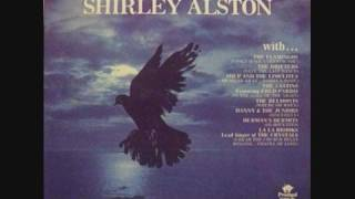 Shirley Alston of the Shirelles (w/The Flamingos) - I Only Have Eyes For You   (1975)