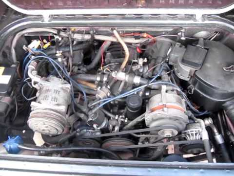 1987 Vanagon 21 Engine For Sale  YouTube