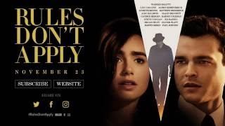 Правила побоку / Rules Don't Apply (2016) Трейлер HD