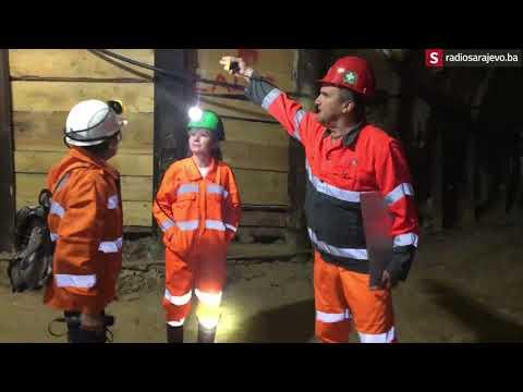 Otvoren rudnik u Olovu