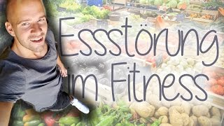 Essstörung im Sport - Foodprep - Kalorien zählen - Ernährung für Muskelaufbau / Abnahme