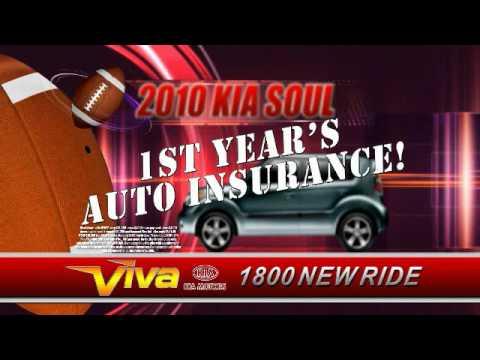 2010 Kia Soul For Sale At Viva Kia El Paso TX