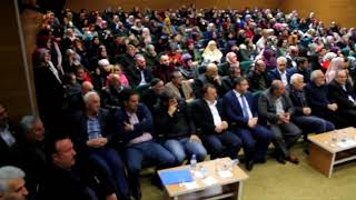 AK Parti Ardeşen 5  Olağan Kadın Kolları Kongresi Yapıldı