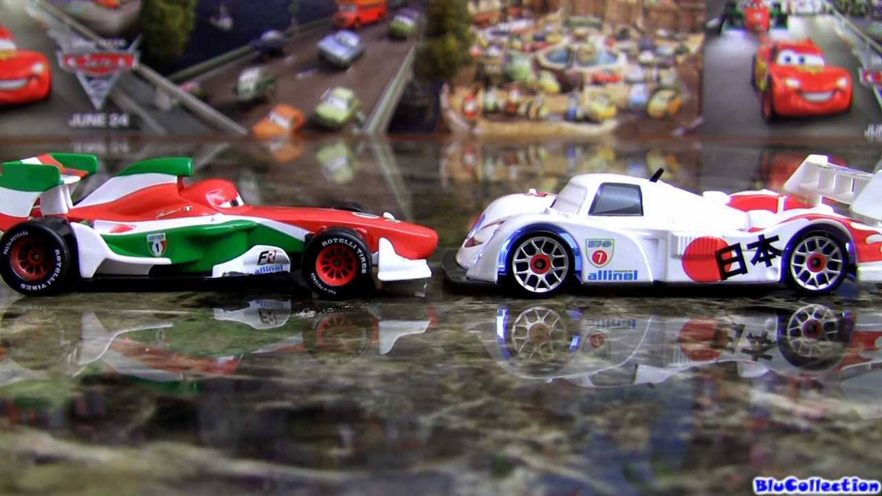 Cars  Francesco Diecast
