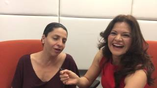 Interview with Veronica Falcon from Queen of the South