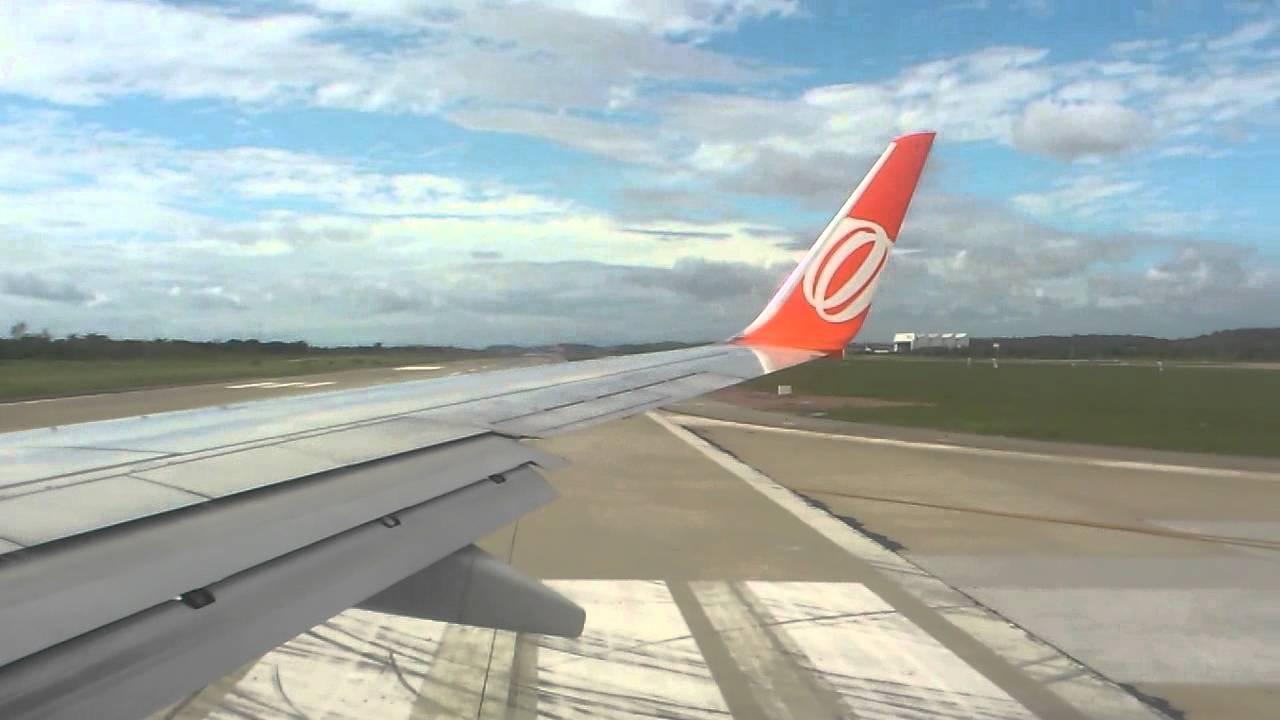 Aeroporto Rio De Janeiro : Decolagem do aeroporto internacional rio de janeiro
