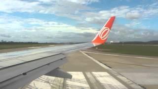 Decolagem do Aeroporto Internacional do Rio de Janeiro (Galeão) - Take-off Galeão - HD