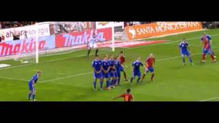 Spain Vs Liechtenstein 6-0 - All Goals and Highlights - Euro 2012 Qualifiers (HD)