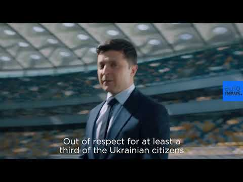 Zelensky challenges Poroshenko to Olympic debate