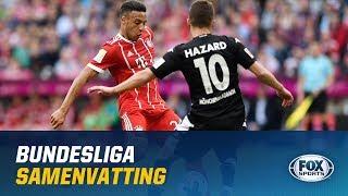 HIGHLIGHTS | Samenvatting Bayern München - Borussia Mönchengladbach