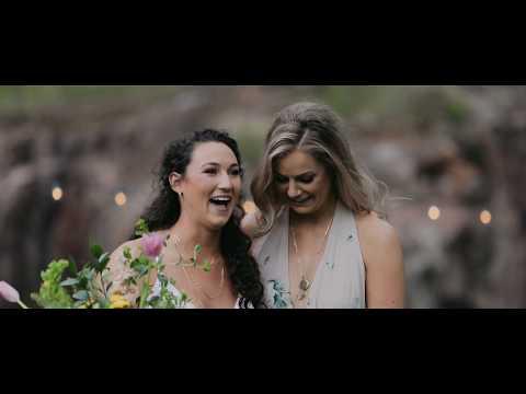Morgan + Dalton | Lyons, Colorado Wedding