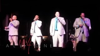 All-4-One - So Much In Love - Live at Yoshi