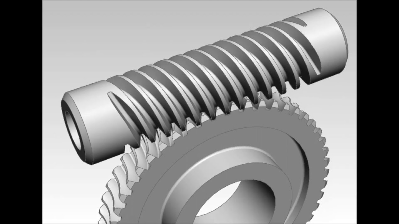 discussion worm and wormwheel 1 introduction a worm drive is a gear arrangement in which a worm (which is a gear in the form of a screw) meshes with a worm gear (which is similar in appearance to a spur gear, and is also called a worm wheel).