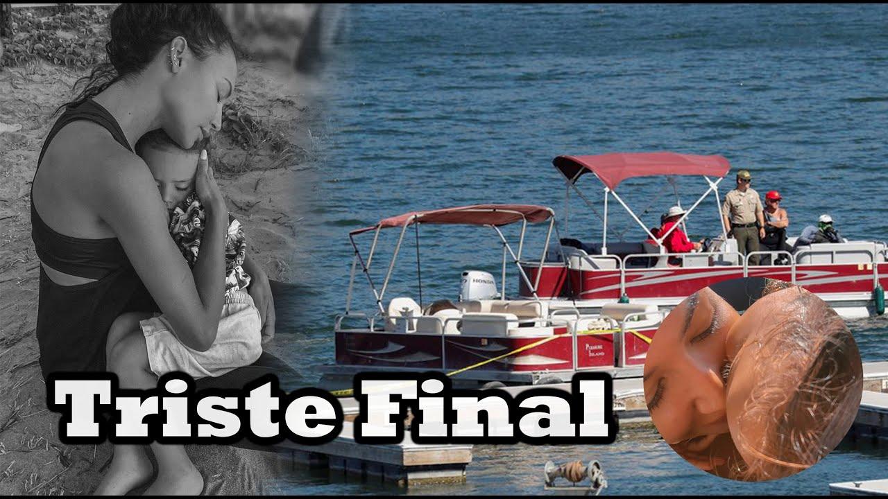 Tragedia Glee! Naya Rivera se ahogó, predijo su triste final, autoridades buscan su cuerpo!