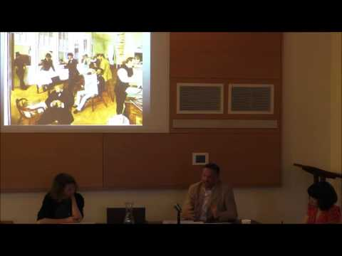 Art and the Monetary Panel 4: SPECULATION