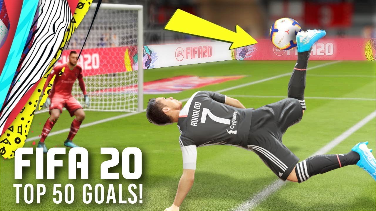 Download FIFA 20 -TOP 50 BEST GOALS OF THE YEAR!