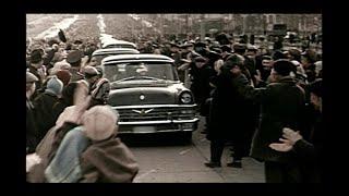 «Никита Хрущев. Голос из прошлого». Документальный фильм. 2 серия