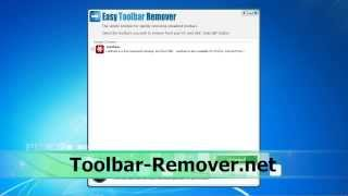 How To Remove Yahoo Toolbar