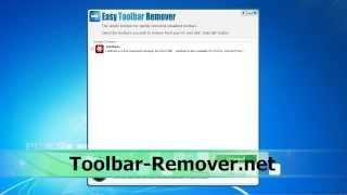 How To Remove Yahoo Toolbar