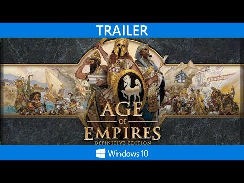 Age of Empires: Definitive Edition | Launch Trailer