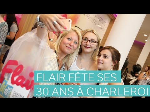 CHARLEROI: Ciné, gaming & shopping avec Flair
