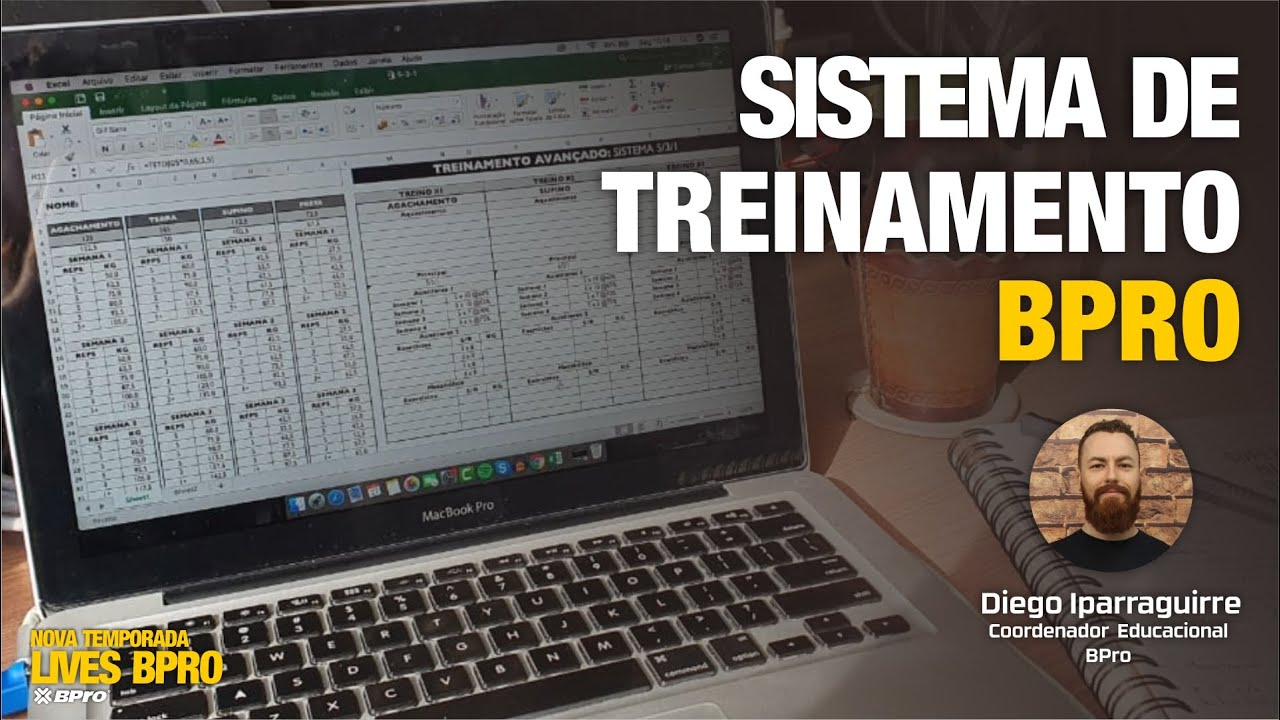 Sistema de Treinamento BPro