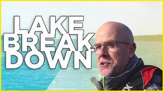 Lake Breakdown With Marty Stone - Jordan Lake, Raleigh NC