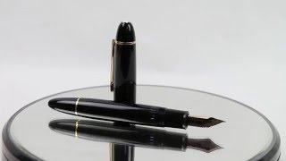 355-02411 MONTBLANC Meisterstuck 149 Fountain Pen 14K