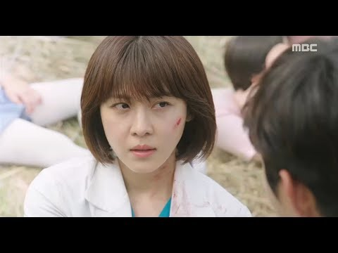 [Hospital Ship]병원선ep.11,12Ji-won, you pack more patients than sacrifice and consideration.20170914