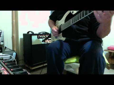 Bachata Infieles  Romeo Santos / Cover Guitarra Gabriel Hernandez