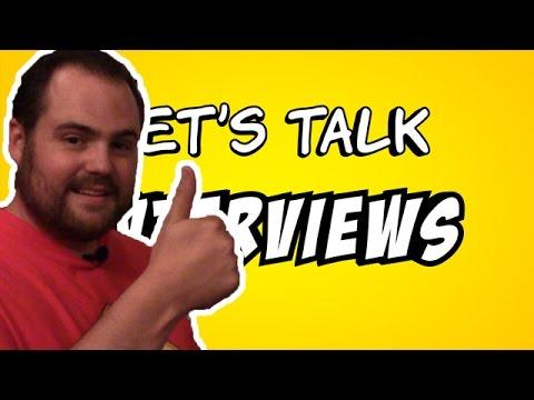 Let's Talk Interviews - Michael Bergeron