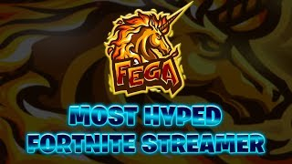 🔥🔥 MOST HYPED FORTNITE STREAMER 🔥🔥 | (Code: Fega)