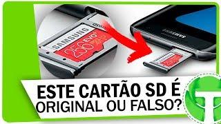 Video Cartão SD é ORIGINAL ou FALSO? Aprenda a identificar! download MP3, 3GP, MP4, WEBM, AVI, FLV Agustus 2018