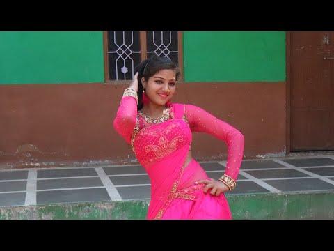 Neha Alwar का बहुत प्यारा डांस | म्हारे गाँव की गली में तेरी हवा चालै P S Bainsla | Gurjar Rasiya HD